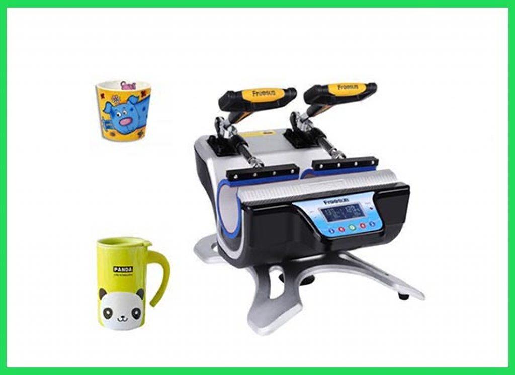 Zerone Heat Press for Mugs
