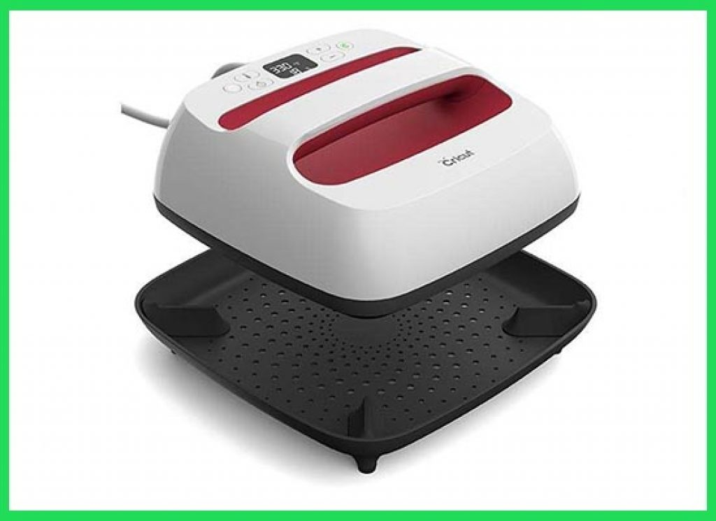 Cricut EasyPress 2 Heat Press Machine For T Shirts and HTV Vinyl Projects,