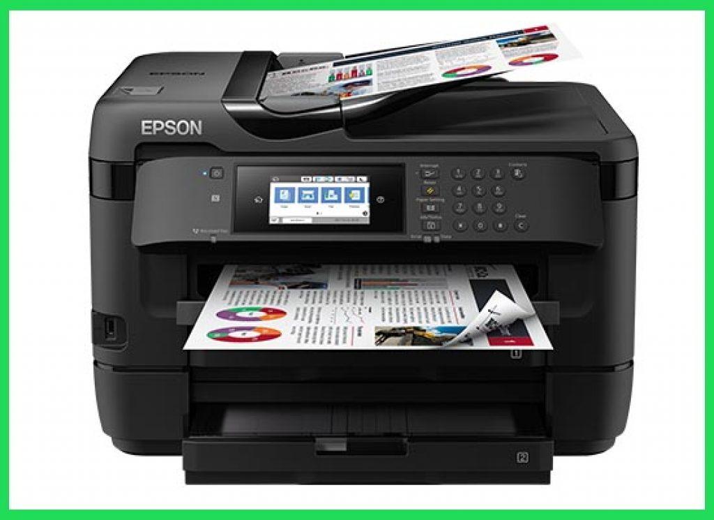 Epson WorkForce WF-7720 Sublimation Printer