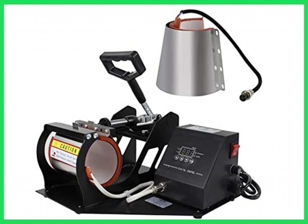 F2C 2 in 1 Mug Heat Press