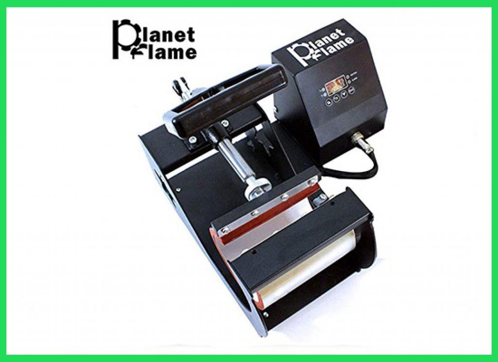 PlanetFlame Factory CE 6-11oz Sublimation heat press machine