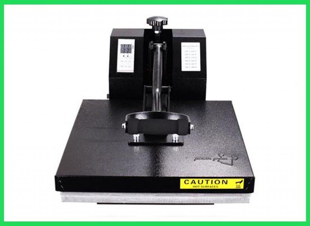 PowerPress Industrial-Quality Digital Sublimation Heat Press Machine for T Shirt