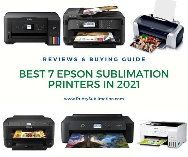 Best Epson Sublimation Printers