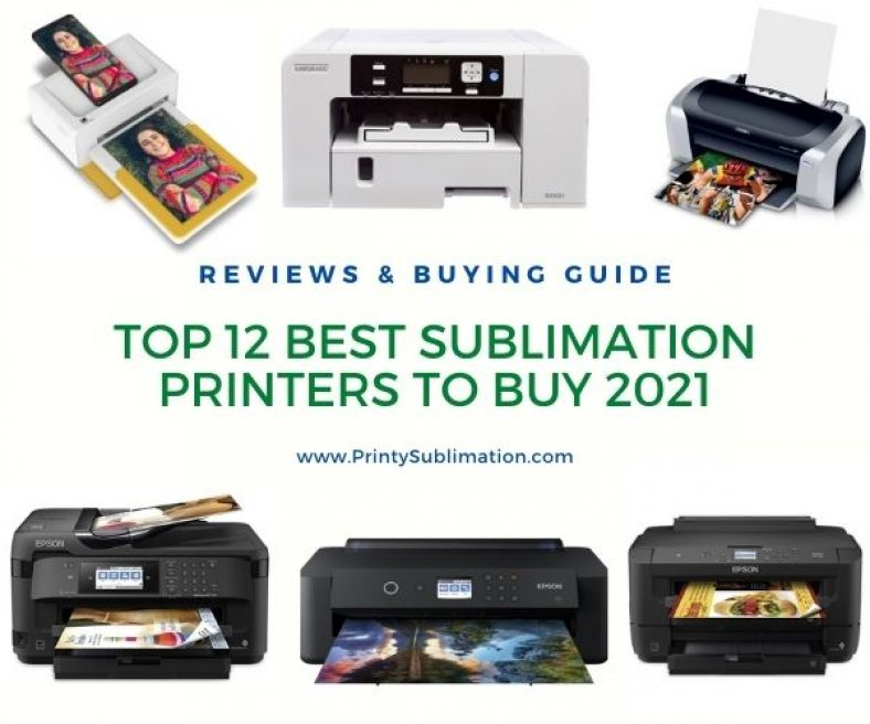 Best Sublimation Printers for Beginners 2021