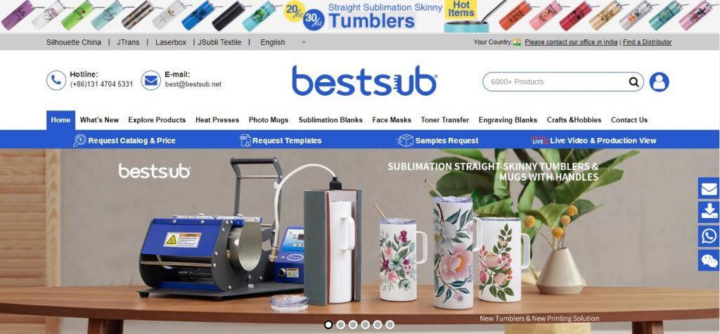 Bestsub Wholesale Sublimation Blanks
