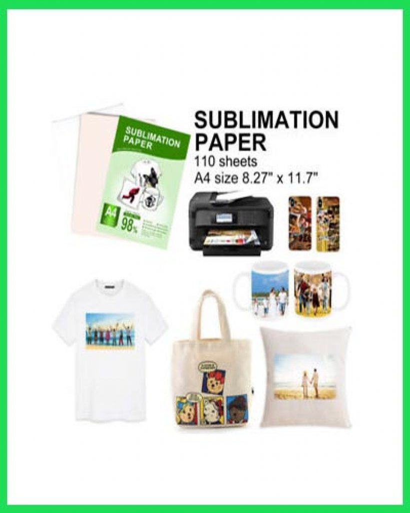 BetterSub Papers For sublimation Printing.