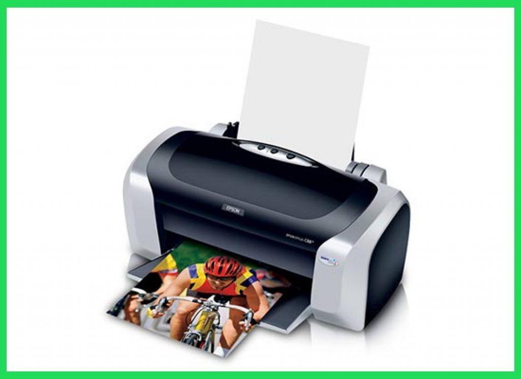 Epson Stylus C88+ Printer
