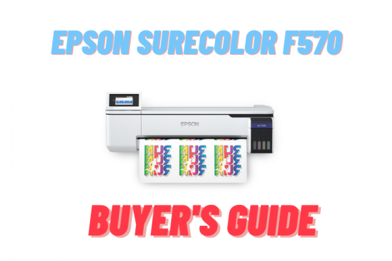 Epson SureColor F570 Dye-Sublimation Printer