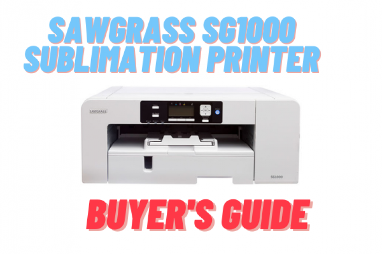 Sawgrass Virtuoso SG1000 Sublimation Printer