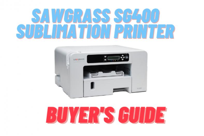 Sawgrass Virtuoso SG400 Sublimation Printer Review
