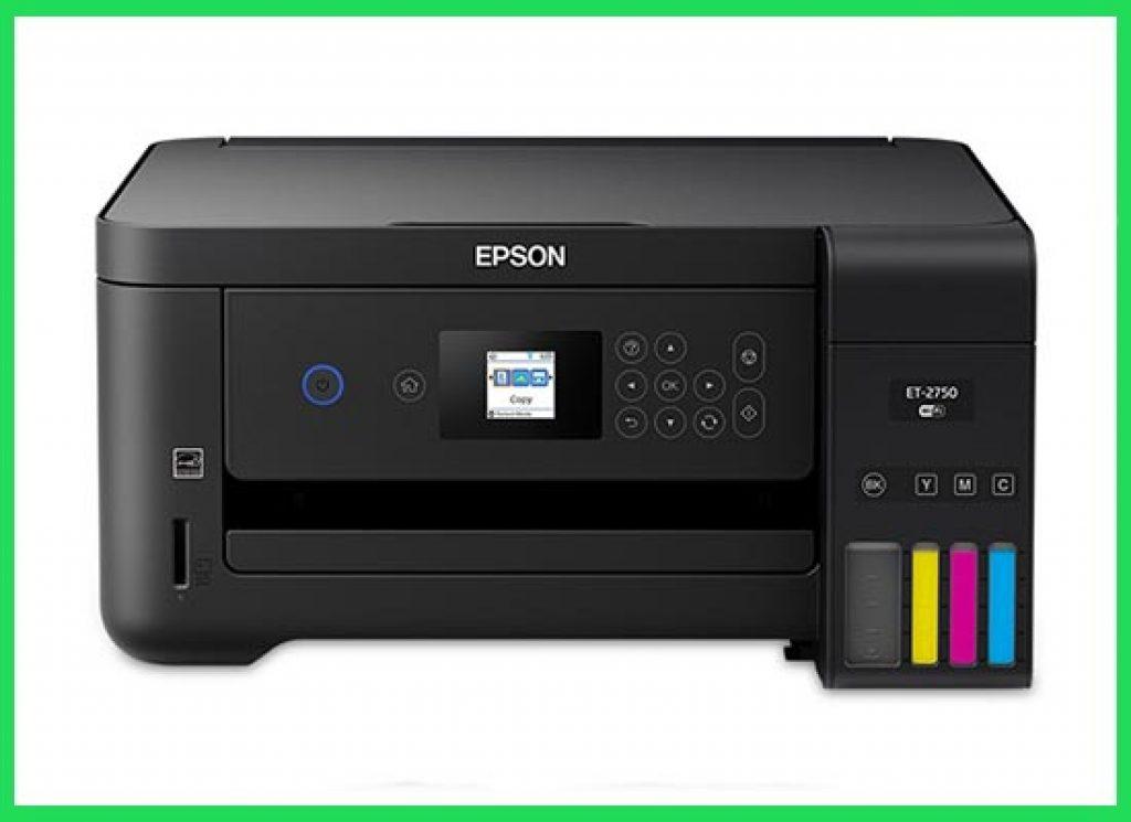 Epson EcoTank ET-2750 printer for heat transfer