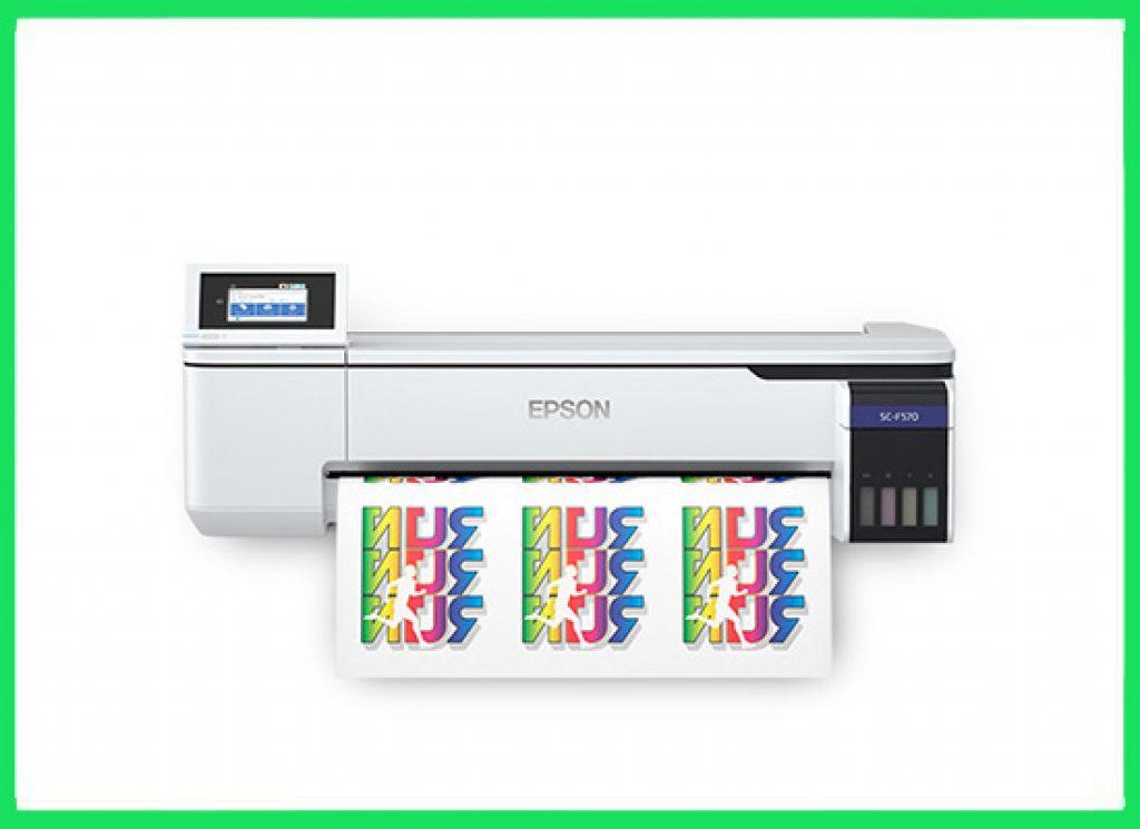 Epson SureColor F570 Wide Format Dye-sublimation Printer