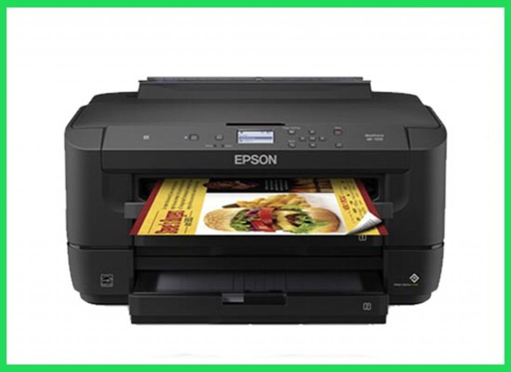 Epson WF-7210 printer for heat transfer printing business