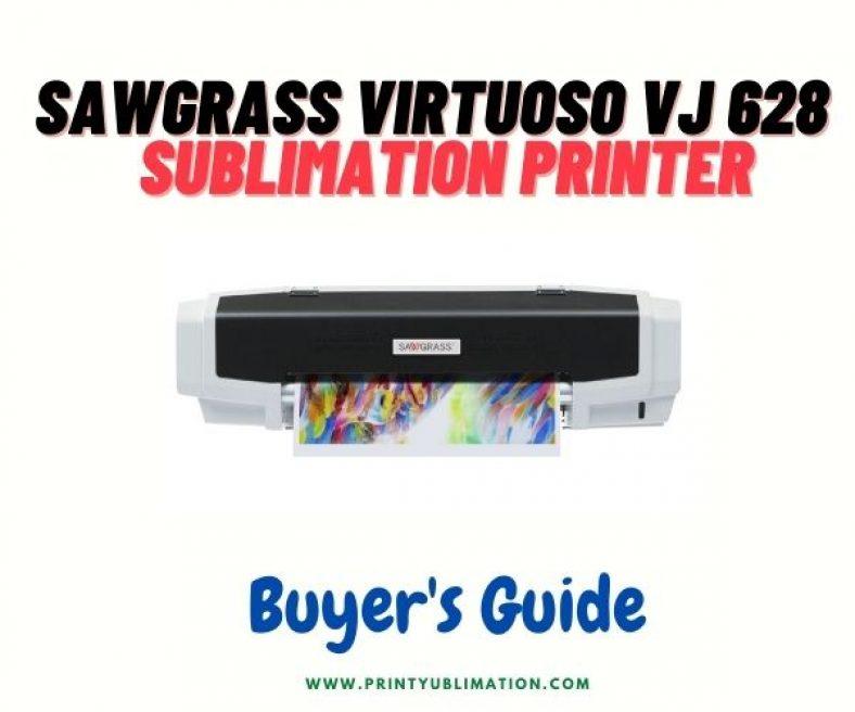 Sawgrass Virtuoso VJ 628 Wide Format Sublimation Printer