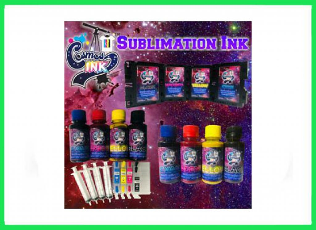 Cosmos Sublimation Ink for Epson Printers