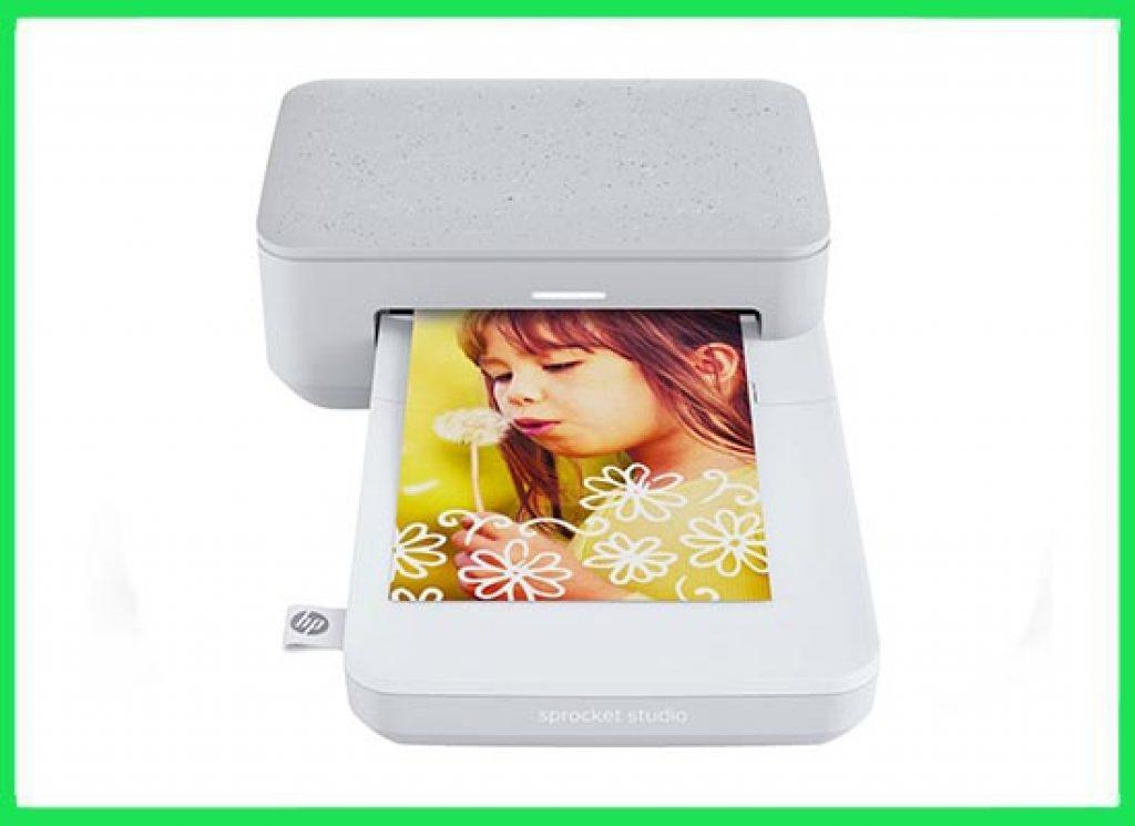 HP Sprocket Studio 4x6 photo printer