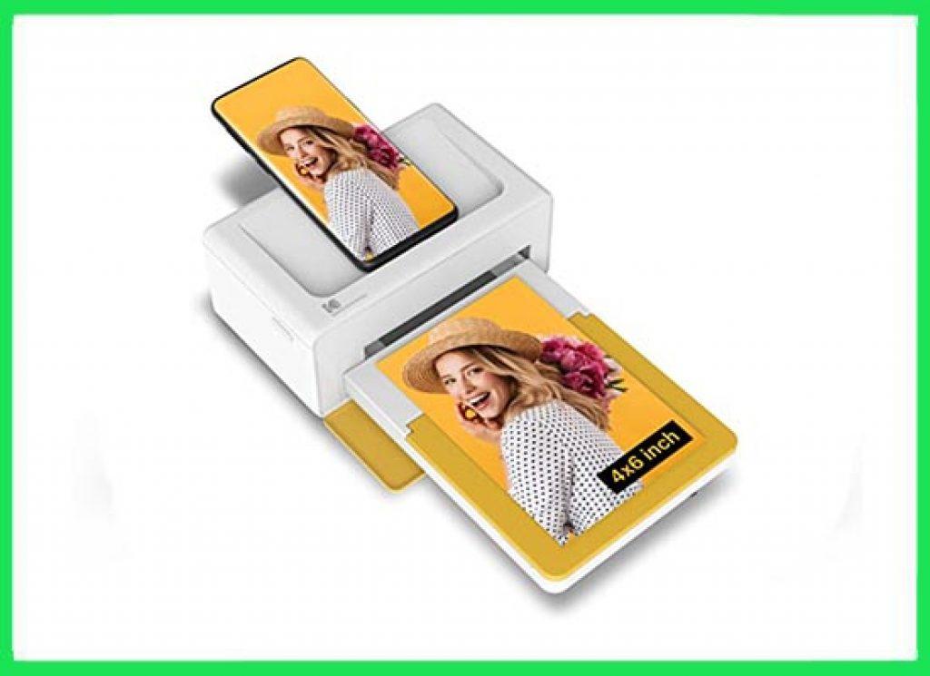 Kodak Dock Plus 4x6 Prints
