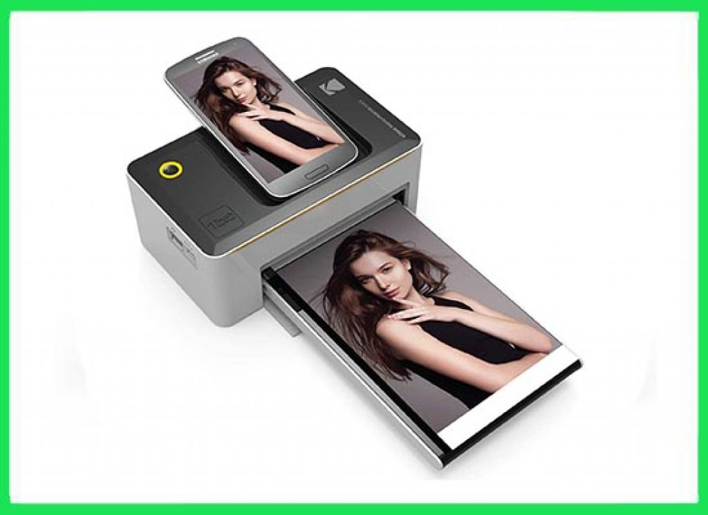 Kodak Dock Portable 4x6 Instant Photo Printer