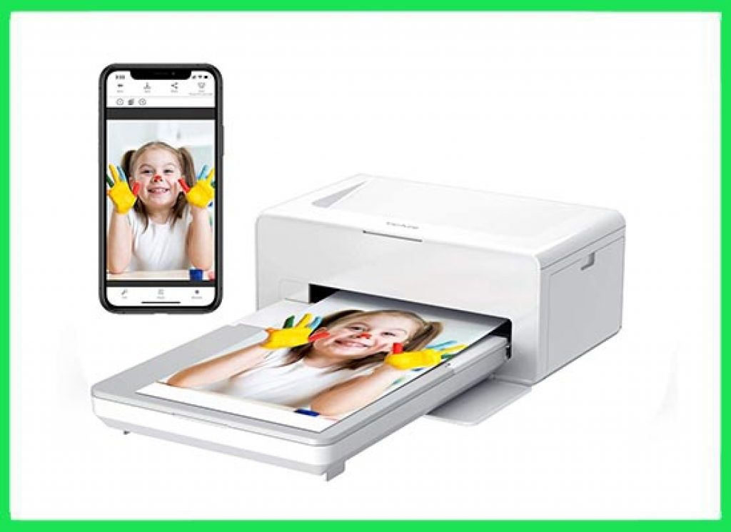 Victure Photo Printer, Print (4 x 6) inch Photos