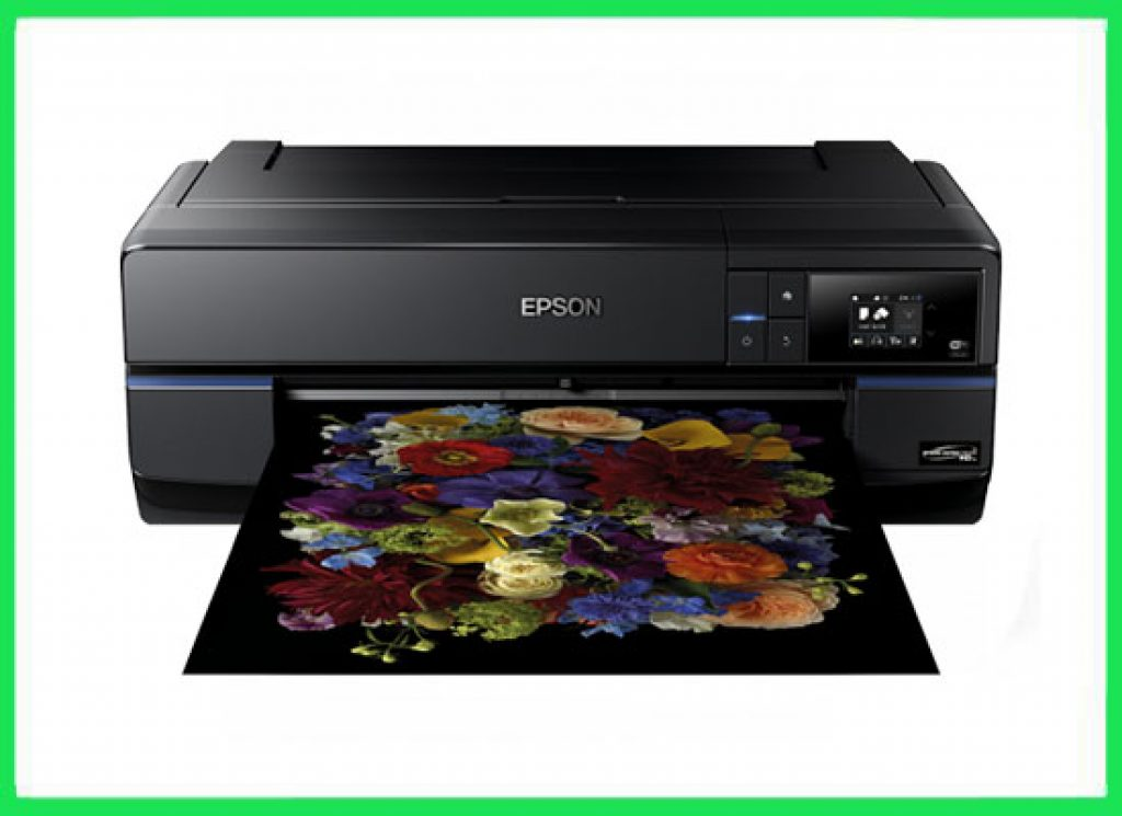 Epson SureColor P800 Printer for Art Prints and artists